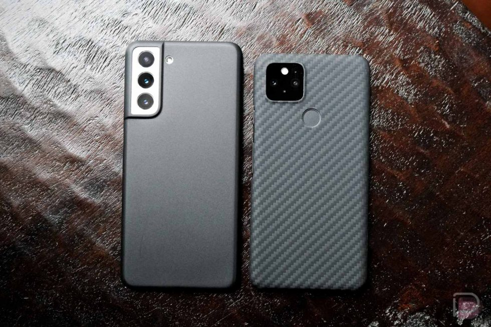 Galxay S21 Pixel 5 Cases