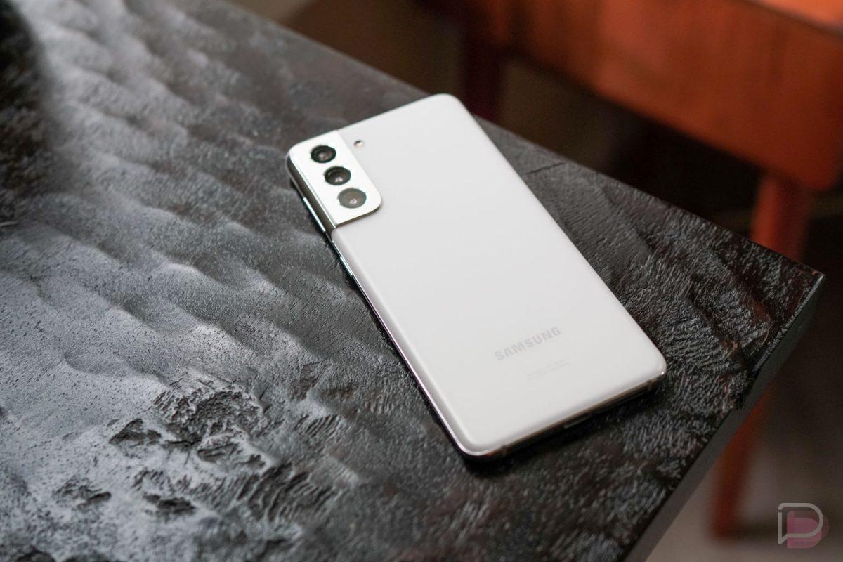 Samsung Galaxy S21 4