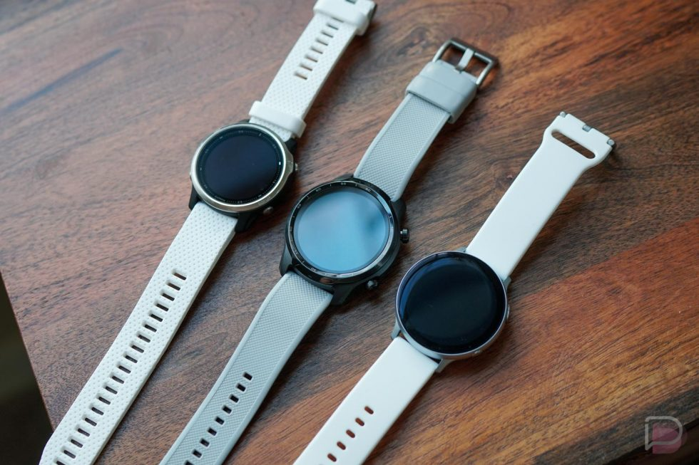 Smartwatch to Fitness Band