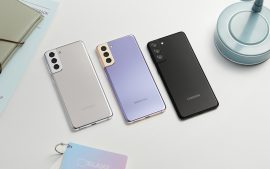 Galaxy S21+ Colors
