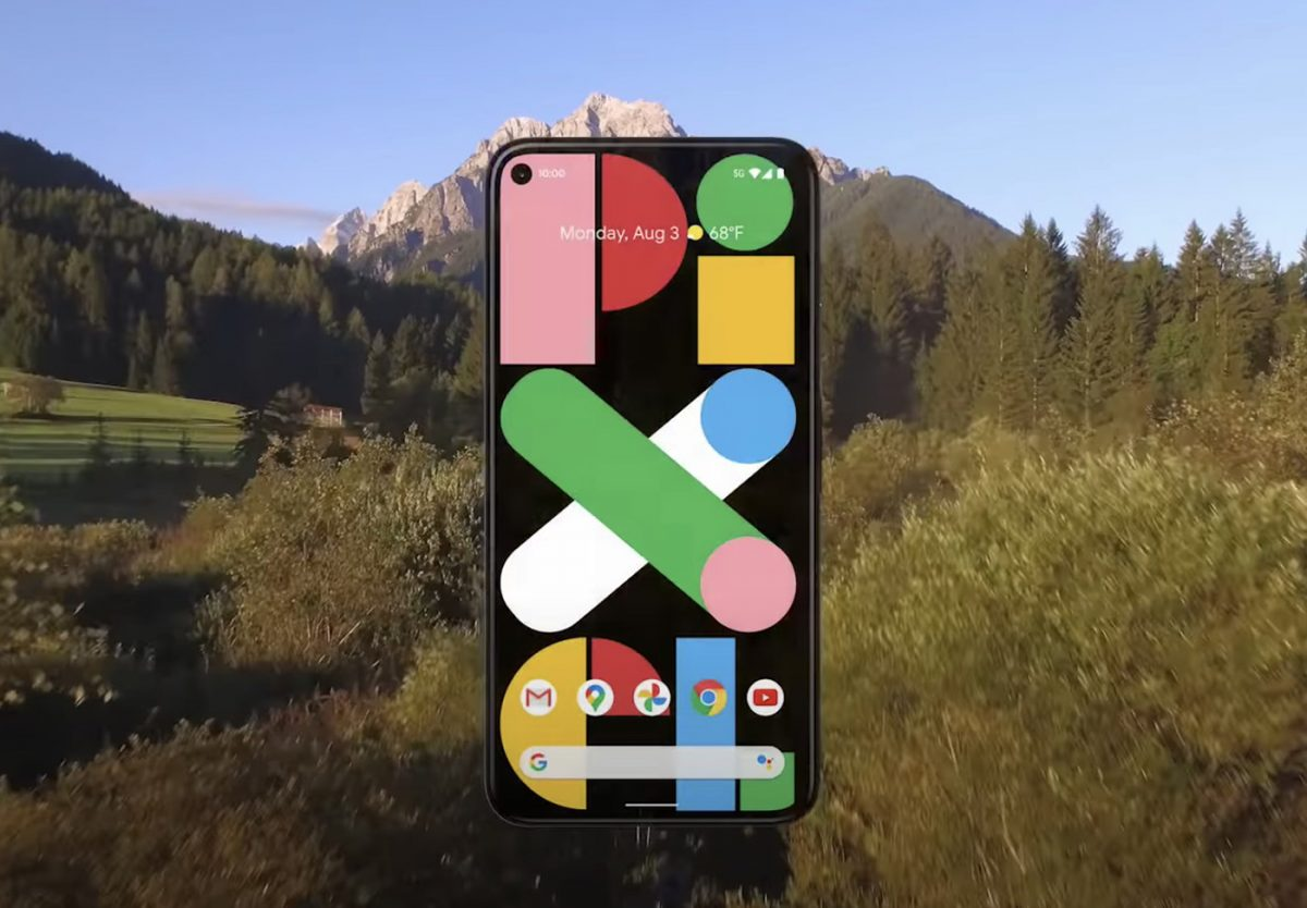 Google Pixel Mindfully Switch
