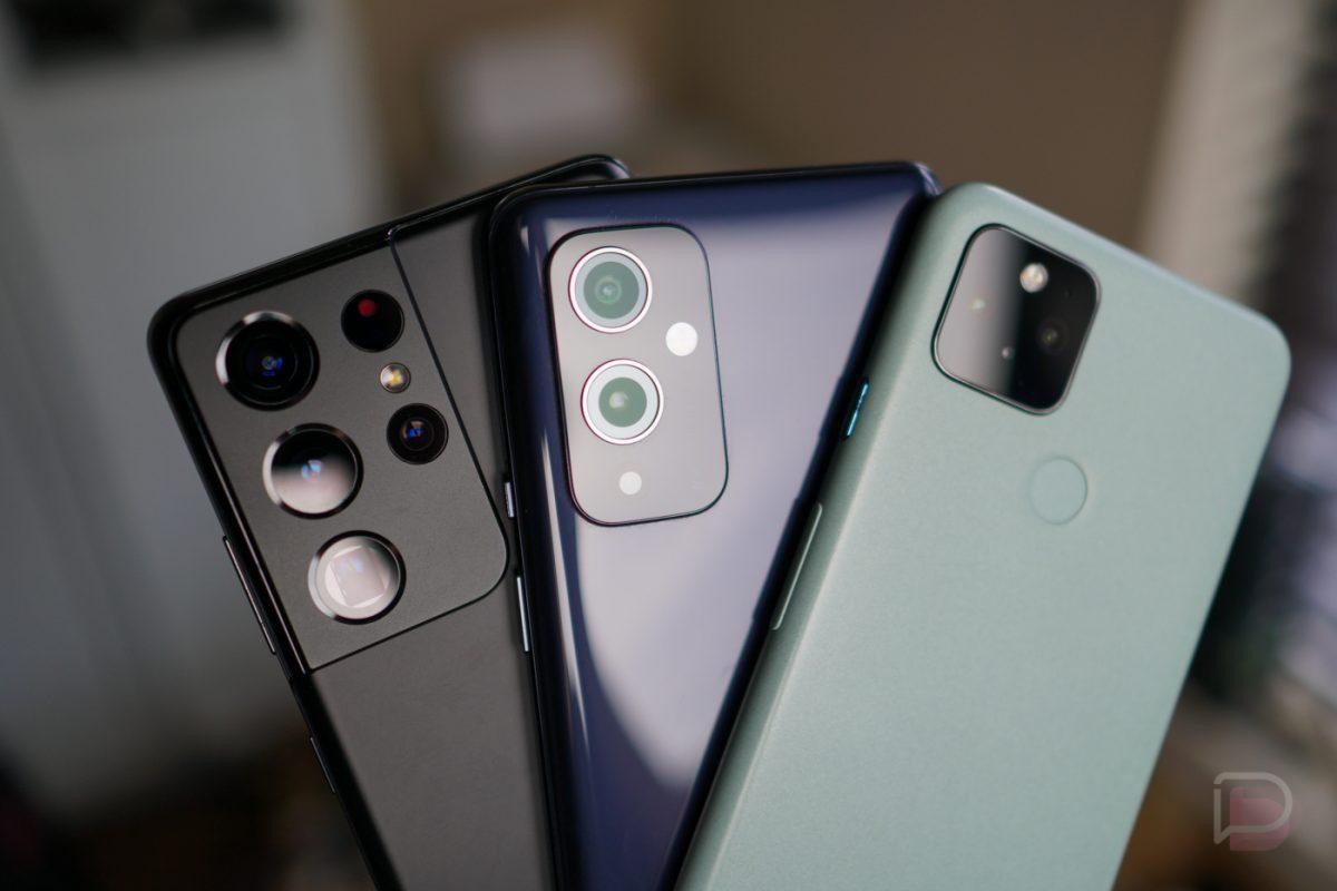 OnePlus 9 Comparison 1 of 6