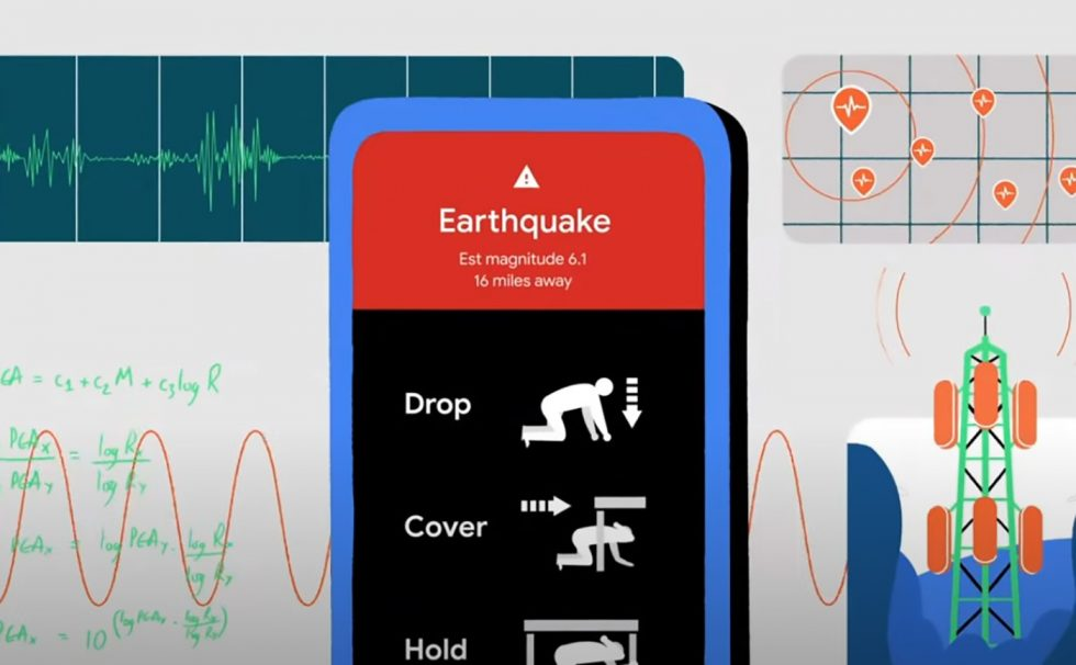 Android Earthquake Alerts