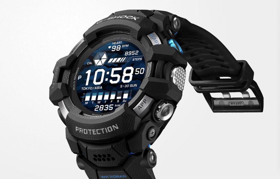 Casio G-Shock G-Squad Pro