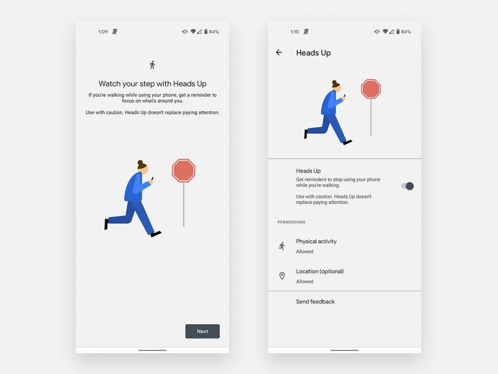 Google Heads Up Digital Wellbeing