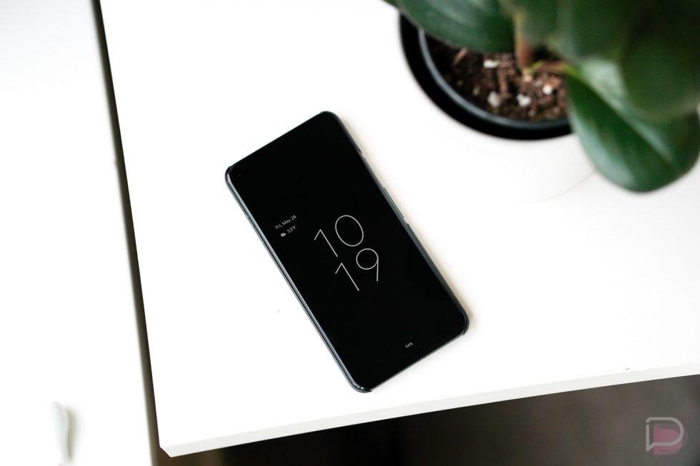 Reloj Android 12