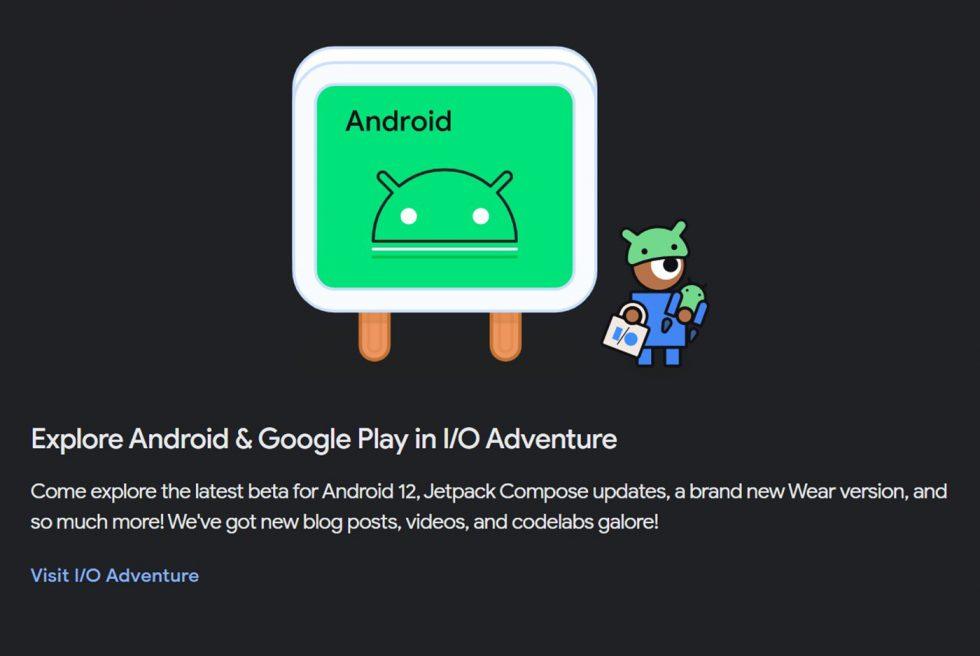 New Wear OS Google IO