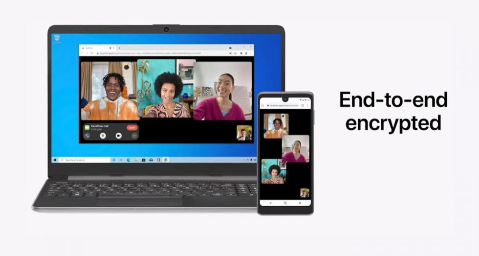 Facetime Android Encrypted copy