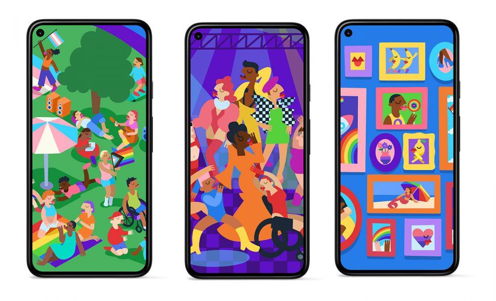 Pixel Pride Wallpapers