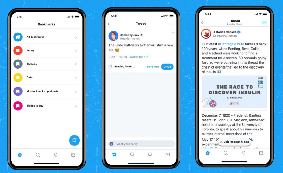 Twitter Blue Features