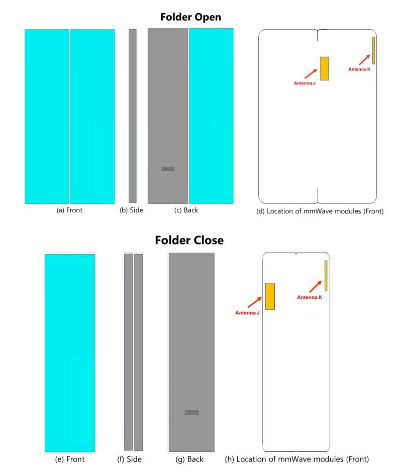 Galaxy Z Fold 3 Design