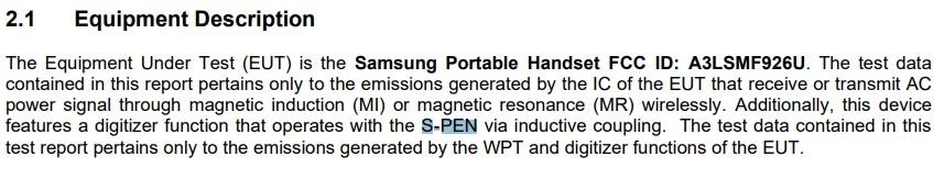 Galaxy Z Fold 3 S-Pen Support