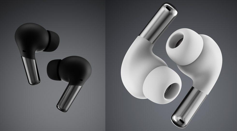 OnePlus Buds Pro White-Black