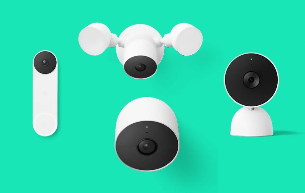 All New Nest Cameras