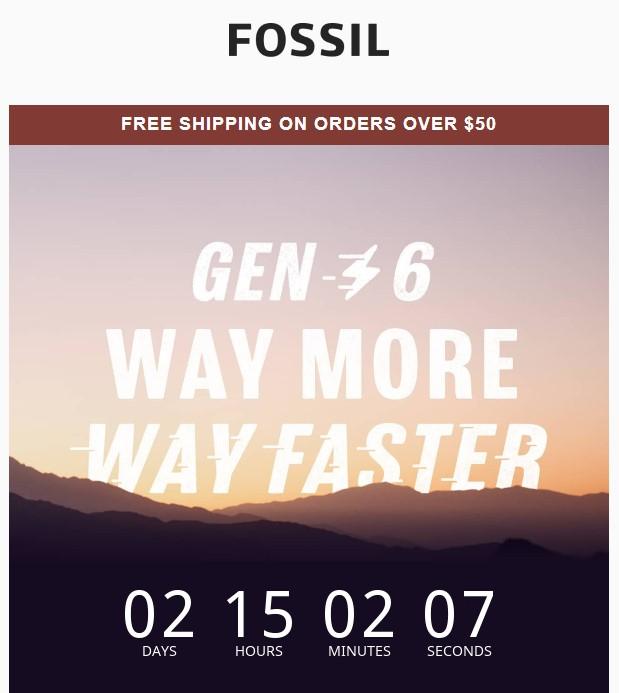 Fossil Gen 6 Launch Date