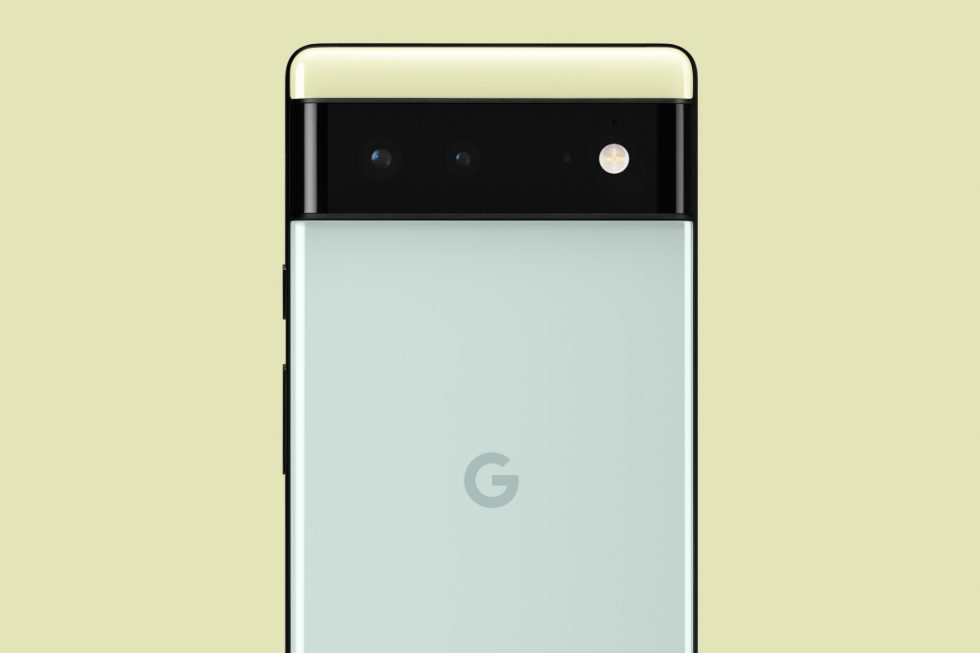 Pixel 6 Green