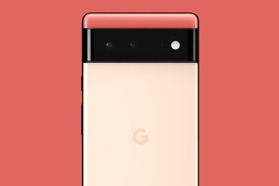 Pixel 6 Orange