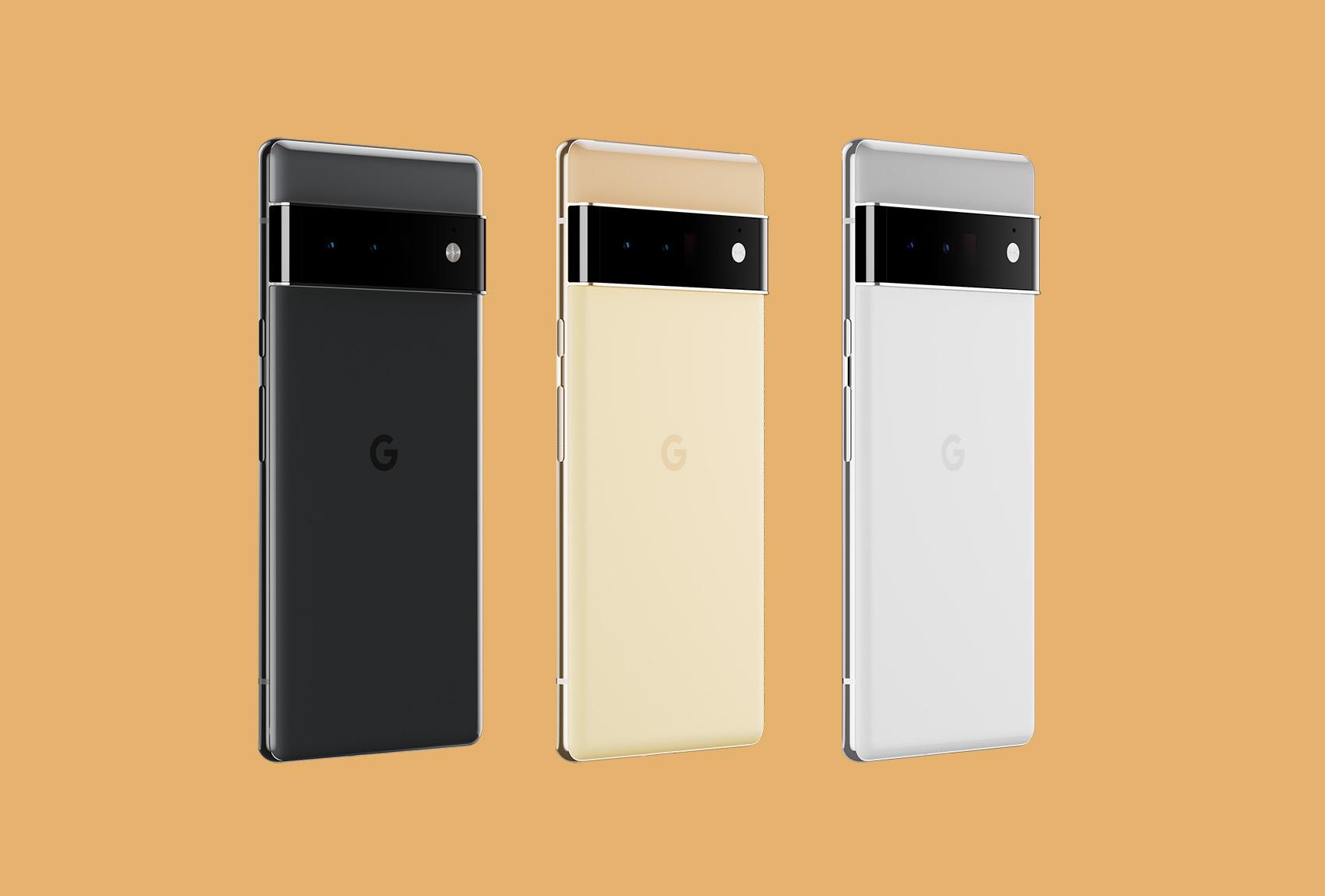 Pixel 6 Pro Colors