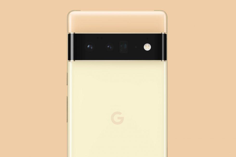 Pixel 6 Pro Gold