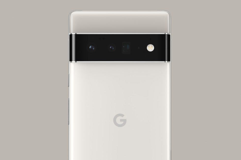 Pixel 6 Pro White