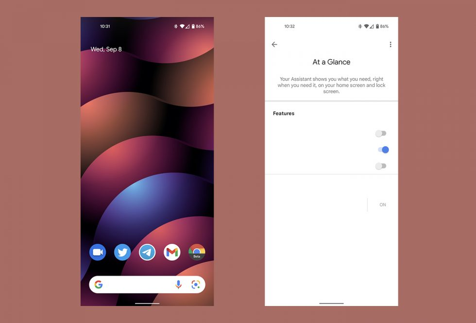Android 12 At a Glance