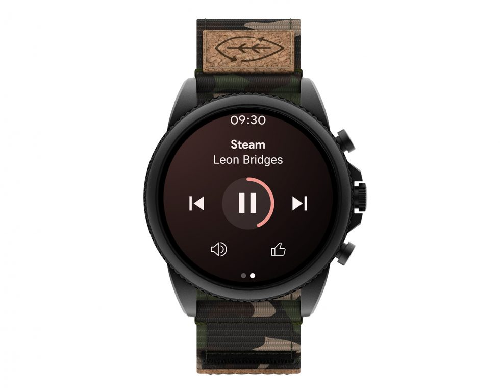 Fossil Gen 6 Wear OS 2 YouTube Musique