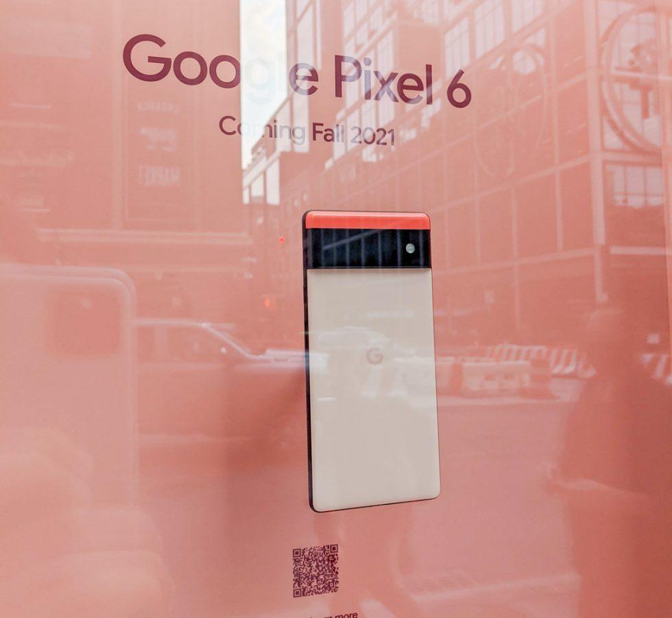 Pixel 6 en Google Store