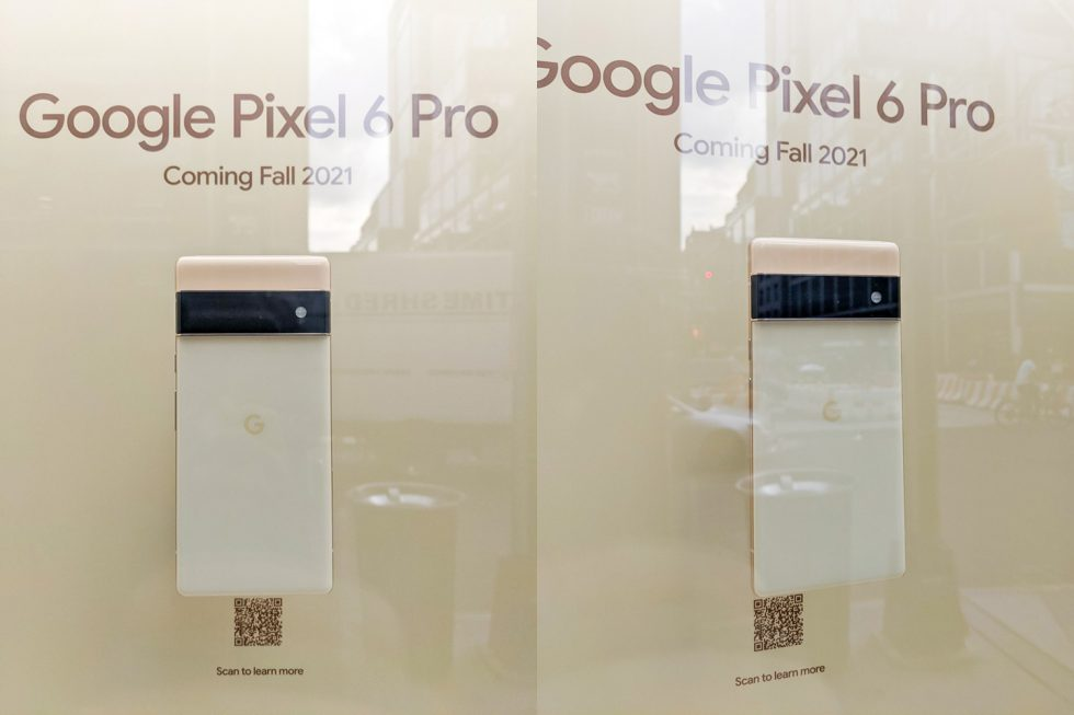 Pantalla profesional Google Pixel 6