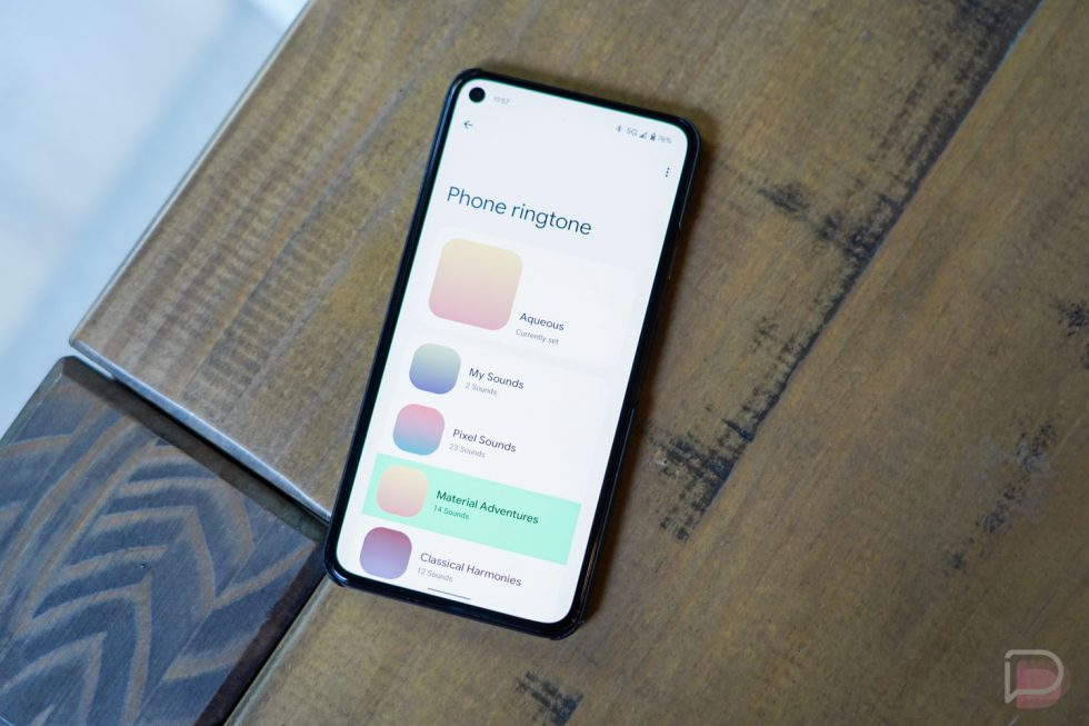 Pixel Sounds Update Brings New Design, Lovely New Tones