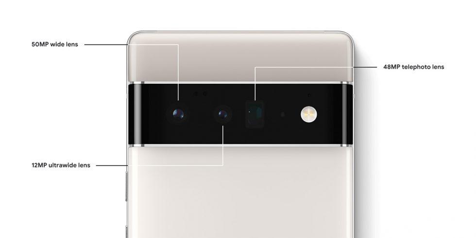 Pixel 6 Pro Kamera Özellikleri